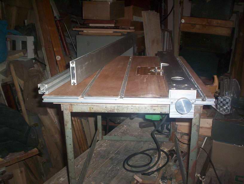 Столы для фрезерных станков своими руками 66